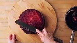 Kakun kuorruttaminen suklaalla