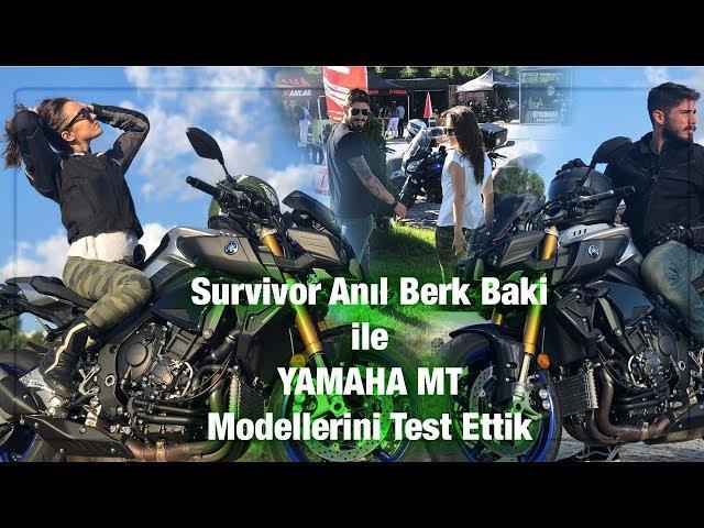 Anıl Berk Baki ile MT9SP, MT10, MT10SP Modellerini Denedik!