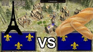 The lovely colonial French mirror! [Age of Empires 3]