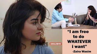 Zaira Wasim Interview for Secret Superstar by Vickey Lalwani | SpotboyE