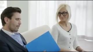 Boss And Secretary Meating In Private Room Video