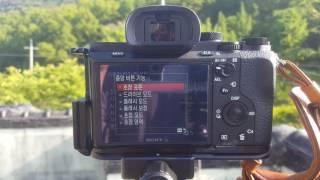 소니 미러리스 A7M2 / A7R2 / A7S2 4.0…