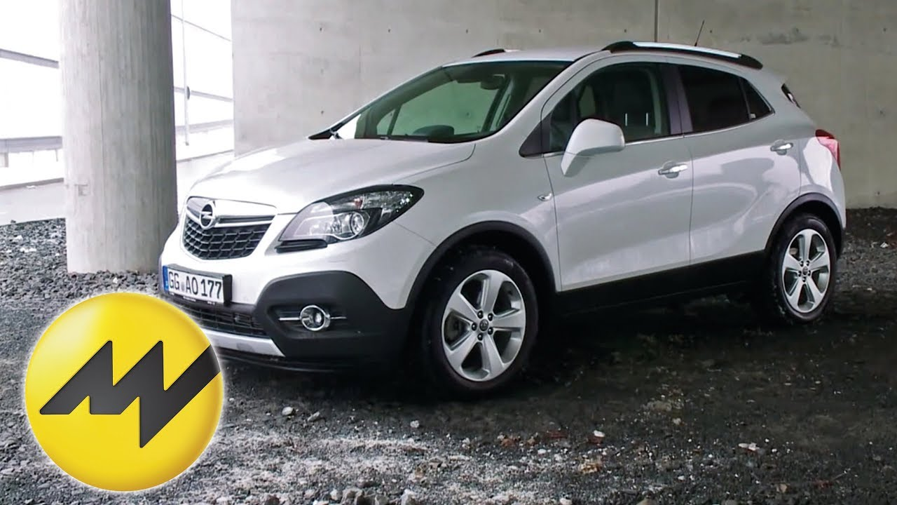 opel mokka test it youtube. Black Bedroom Furniture Sets. Home Design Ideas