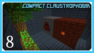 Compact Claustrophobia | 7x7x7, Trees and Coal Coke! | E08 | 1.12.2  Skyblock Modpack