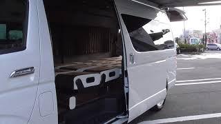 ハイエースキャンピング 4WD トラヴォイティピーアウトドアデザイン ウイング 本店