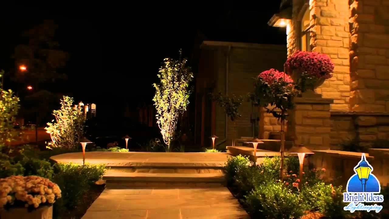 Outdoor Lights Fergus Guelph Bright Ideas Light Scaping