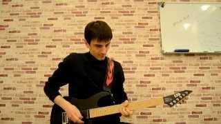 Артур - Обучающийся в Школе Express обучение игре на гитаре.