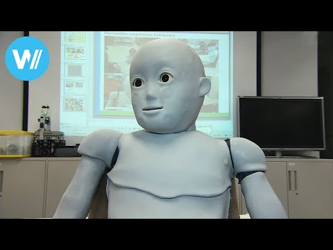 CB2 - Child-robot who learns from experience and interaction with humans