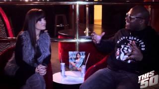 Lisa Ann Gave Head To a Random Guy In a Cab; Meeting 50 & Lebron