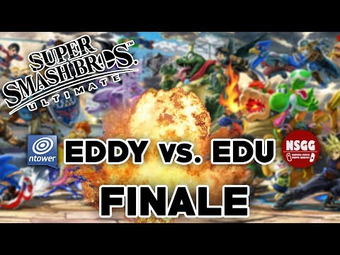 Super Smash Bros. Ultimate-Turnier: Eddy vs. Edu (Finale) thumbnail