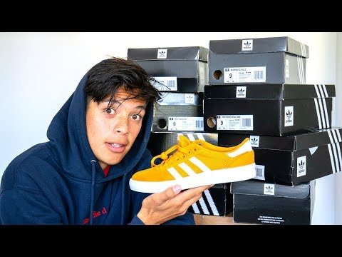 ADIDAS UNBOXING I LOVE THESE SHOES