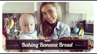 Baking Banana Bread | Hannah Maggs