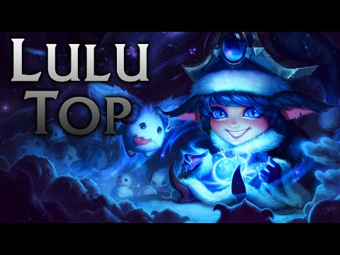 League of Legends | Winter Wonder Lulu Top - Full Game Commentary