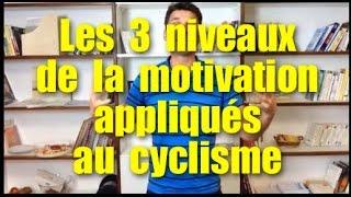 3 niveaux de motivation