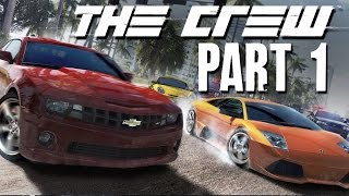 The Crew Walkthrough Part 1 - INTRO (FULL GAME) Let