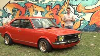 Review 1972 Toyota Corolla Deluxe Coupe