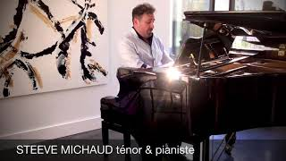 Un ténor dans votre salon ~Repos St-François D'Assise | Steeve Michaud, ténor & pianiste