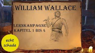 AoE2:DE - William Wallace Kampagne Kapitel 1 bis 4 [Deutsch/German][1440p]