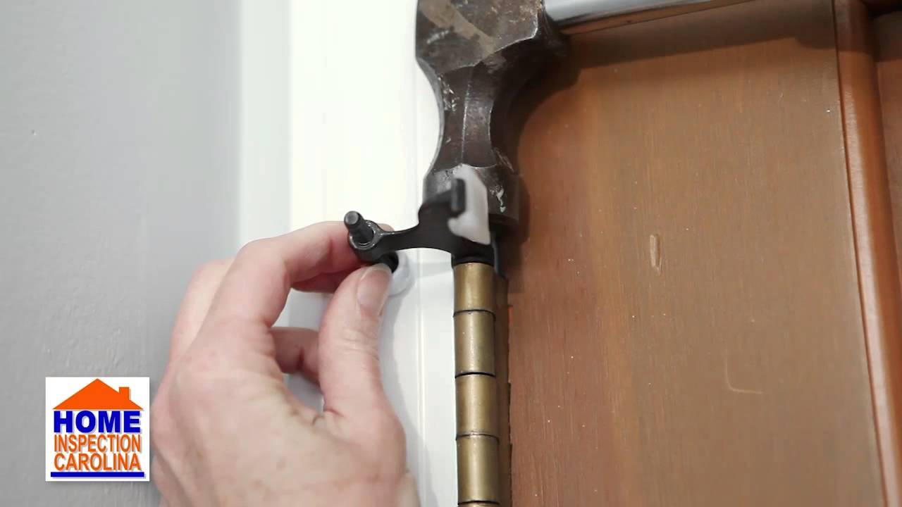 How to Install a Hinge Pin Door Stop