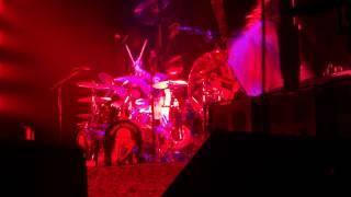 Black Sabbath Bercy 2013 Rat Salad Solo de batterie Tommy Clufetos