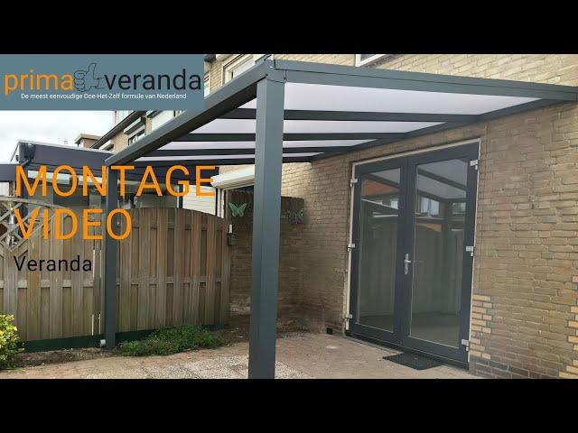 Montage video prima veranda VERANDA