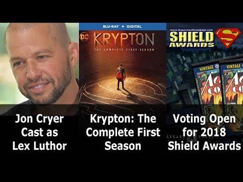 Jon Cryer Cast as Lex Luthor for