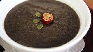 Black Sesame Seed Porridge (Heukimjajuk:흑임자죽)