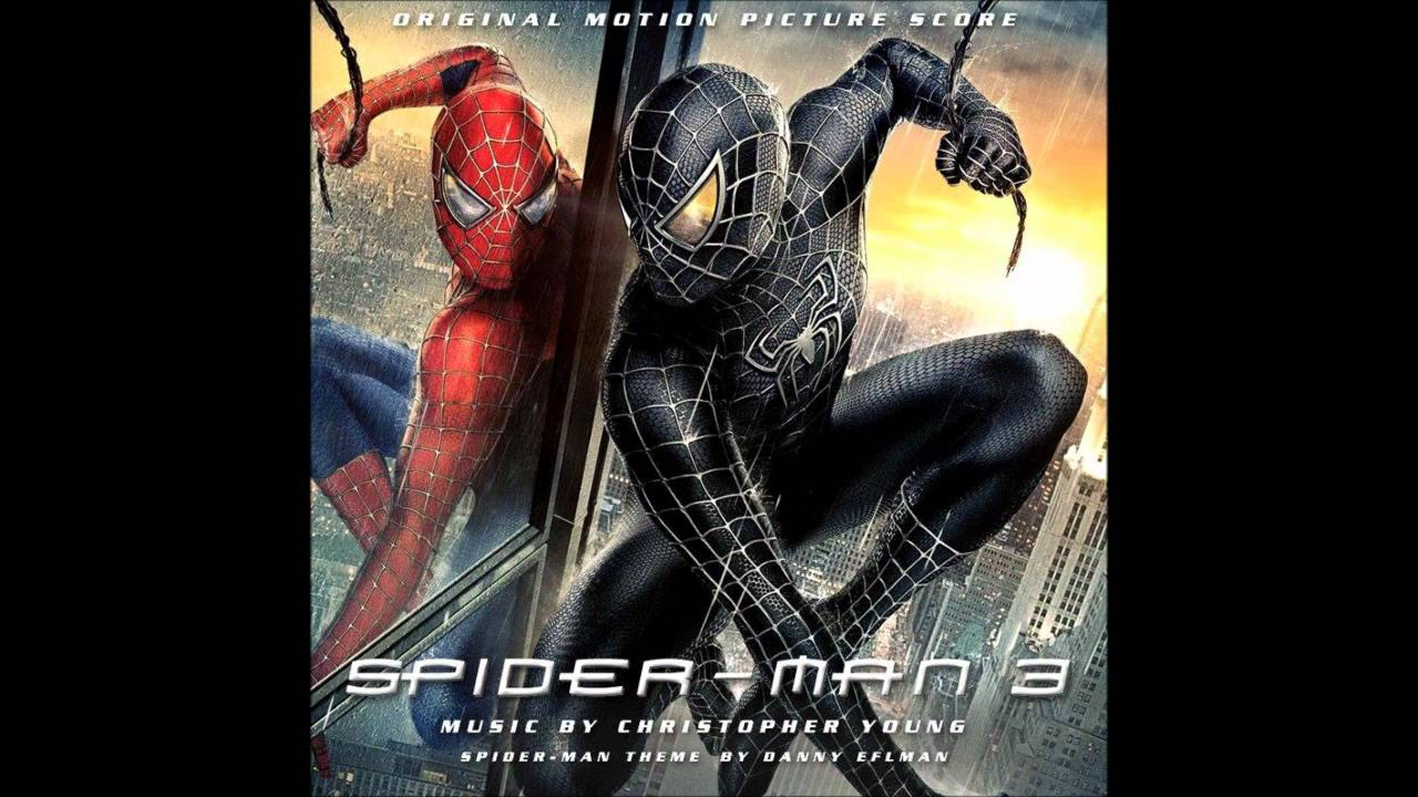 spider-man 3 main title - christopher young/danny elfman - youtube