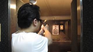 2015ハワイ実弾射撃⑤h usp tactical fnx 45 tactical rmr