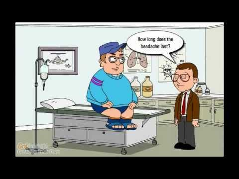 Doctor Joke Terrible Headache Youtube