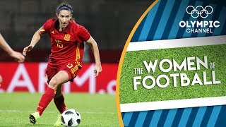 Meet the Spanish football star who left the national squad to become a doctor | Women in Football