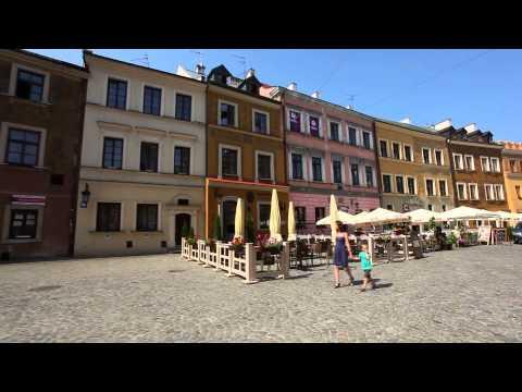 spacer w Lublinie / walk in Lublin