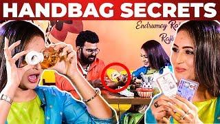 Vj Ashiq's SKIN Test Result Revealed by Mounika | Vijay TV Avalum Naanum | What's Inside The HANDBAG