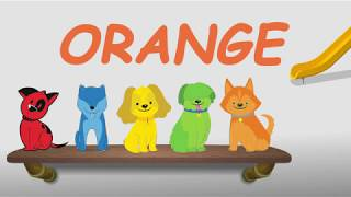 Learn Colors With Soccer Balls & Dog | Kids Learning Video | JELLY SURPRISE TOYS