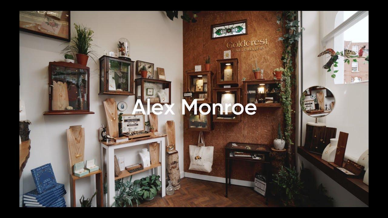Customer Story: Alex Monroe - YouTube