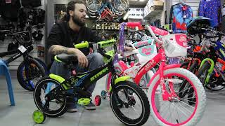 Обзор детских велосипедов Stark
