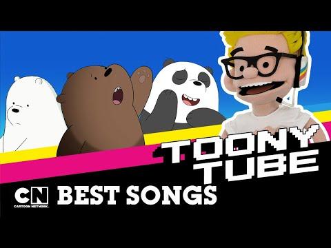 Toony Tube | We Bare Bear Songs | Cartoon Network UK