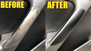 How to Wrap Genesis Coupe DoorHandles!