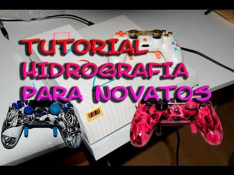 """TUTORIAL HIDROGRAFIA DESDE """"0"""""""