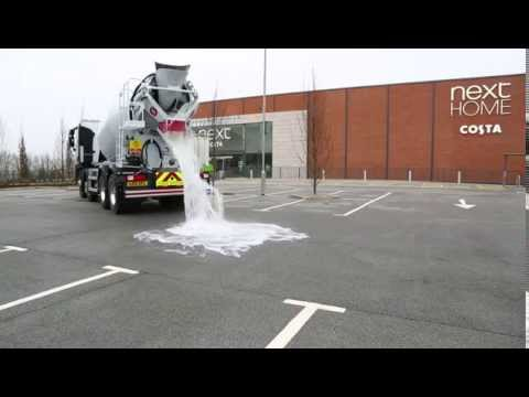 Topmix Permeable Testimonial - The ultimate permeable concrete system