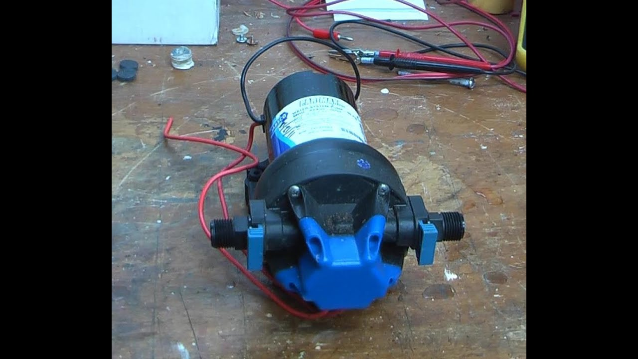 Jabsco Fresh Water Pump Failure Youtube Wiring Diagrams