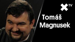 """""""Na herce nikdy nekřičím. Hudba je 70 procent filmu."""" – říká režisér a producent Tomáš Magnusek"""