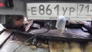 видео Электросхема Нива Шевролет (Ваз-2123)