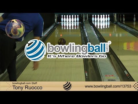bowlingball.com Storm Drive Bowling Ball Reaction Video Review