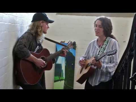 """Henry Parker & Helen McCreary, """"Fare Thee Well"""" (Dink's Song)."""