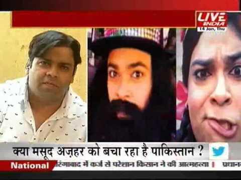 Kiku Sharda AKA Palak Live over His Arresting by Haryana Police
