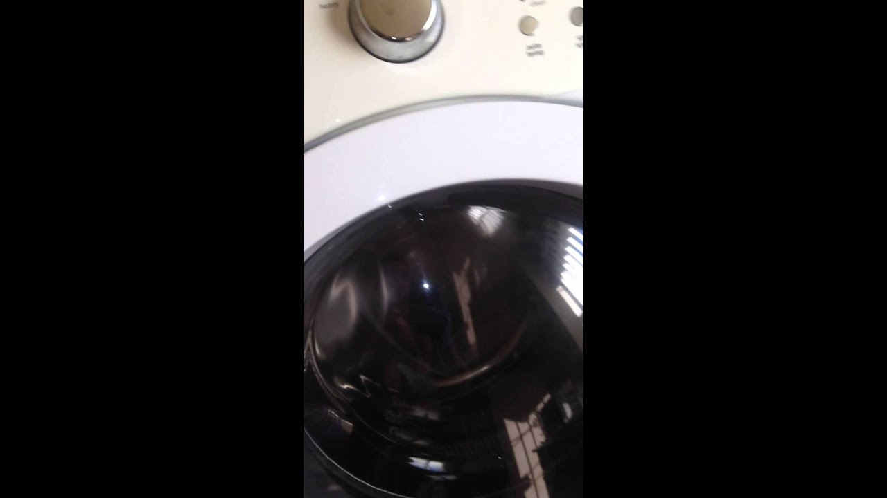 i have a frigidaire affinity washer atf6000es1 ive recently