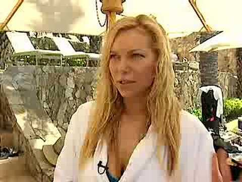 Laura Prepon Maxim 2004 Video Shoot