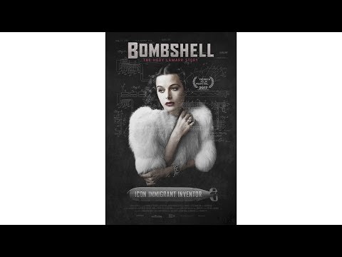 """""""Bombshell: The Hedy Lamarr Story"""" Interviews w/ Dir. Alex Dean & D.Weber of Sloan Foundation"""