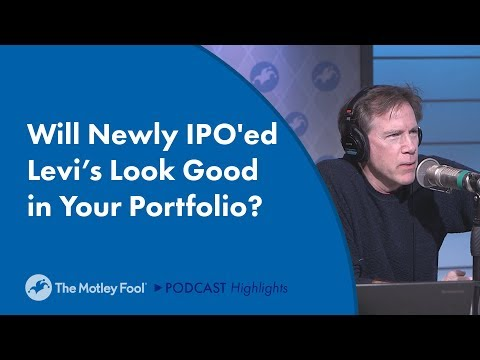 Will Newly IPO'ed Levi's Look Good in Your Portfolio?